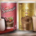 Nestlé lança chocolates Alpino e Sensação em pó