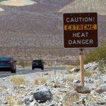 Termômetro no Vale da Morte, nos EUA, registra maior temperatura global em 100 anos