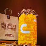 Outback e Cinemark se unem e lançam pipoca com sabor inspirado nas sobremesas do restaurante