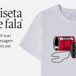 Reserva lança camiseta especial para o Dia dos Pais