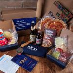 1900 Pizzeria lança kit para os Pais terem dia de pizzaiolos em casa