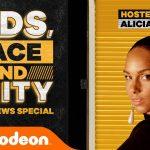 Alicia Keys apresenta programa sobre racismo na Nickelodeon
