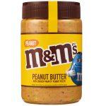 Manteiga de amendoim M&Ms