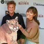 Sean Penn se casa com atriz Leila George