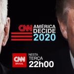 Trump e Biden se enfrentam em primeiro debate presidencial nos EUA