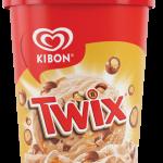 Kibon e TWIX se unem e apresentam novidade para os consumidores brasileiros