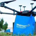 Walmart testará entregas com drones autônomos