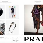 Leilão Prada x Sotheby's | Tools of Memory