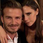 David e Victoria Beckham tiveram Covid-19 em março