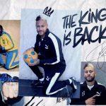 Com Puma, Neymar supera Cristiano Ronaldo e Messi