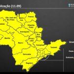 Governo de SP coloca todo estado na fase amarela do plano de flexibilização