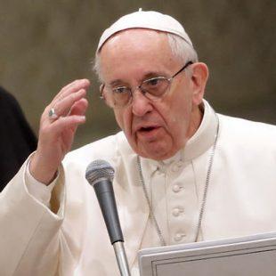 """Papa apoia união civil entre homossexuais: """"Filhos de Deus"""""""