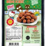 Hirota Food lança linha de salgadinhos congelados Hello Kitty & Amigos