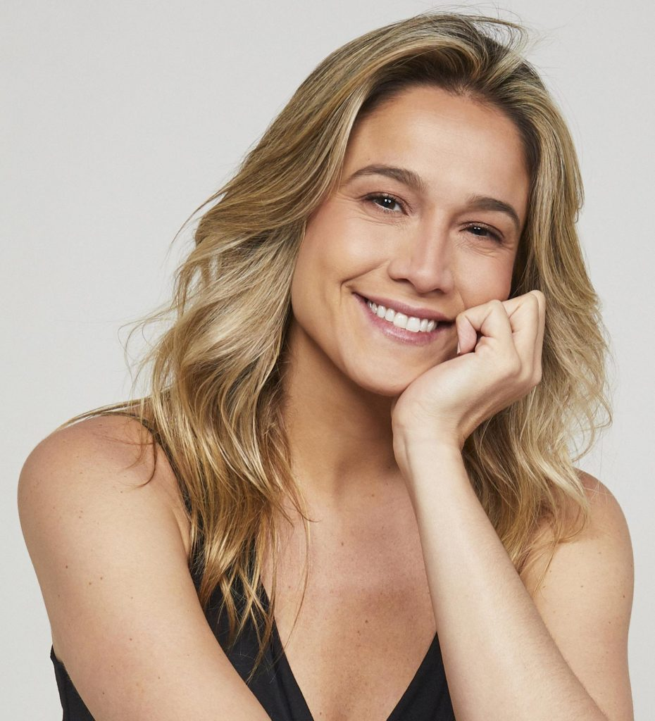 Fernanda Gentil é a embaixadora do McDia Feliz 2020