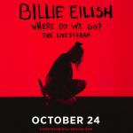Billie Eilish anuncia show online com ingressos a R$ 170
