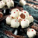 Halloween: aprenda como fazer Trufa Múmia de Amendoim