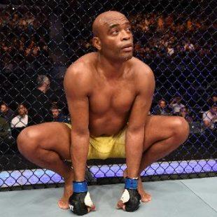 Pelo UFC, Anderson Silva confirma aposentadoria após enfrentar Uriah Hall