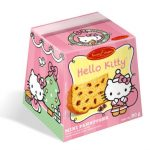 Hello Kitty e Santa Edwiges deliciam o Natal com Mini Panettone com Gotas de Chocolate