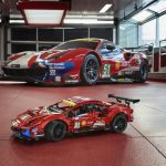 "Brinquedo de gente grande: LEGO Technic Ferrari 488 GTE ""AF CORSE #51"""