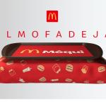 McDonald's cria almofadeja