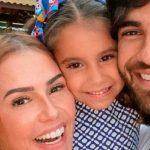 """Filha de Deborah Secco vai estrear como atriz em """"Salve-se Quem Puder"""""""
