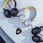 Lamborghini lança fones de ouvido