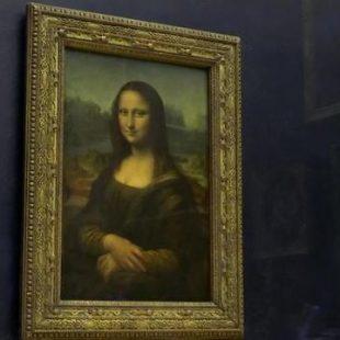 Louvre vai leiloar a chance de chegar mais perto da Mona Lisa