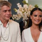 Fabio Assunção anuncia gravidez da mulher, Ana Verena: 'Meu 3°'