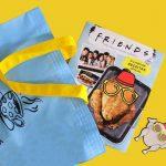 """Saiu do forno o livro de receitas oficial de """"Friends"""""""