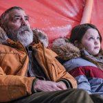 """George Clooney foi parar no hospital nas filmagens do filme """"O Céu da Meia-Noite"""""""