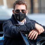 Tom Cruise xinga equipe por não seguir protocolos de covid