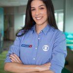 Globo contrata Renata Silveira, primeira narradora da história da emissora