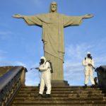 Primeira dose da vacina no Rio de Janeiro será aplicada em frente ao Cristo Redentor