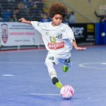 Santos tem atleta mais jovem a assinar com a Nike