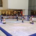 Pista de Patinação no Gelo no Shopping Jardim Sul
