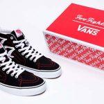 Vans lança tênis limitado com o Foo Fighters para comemorar os 25 anos do álbum de estreia da banda