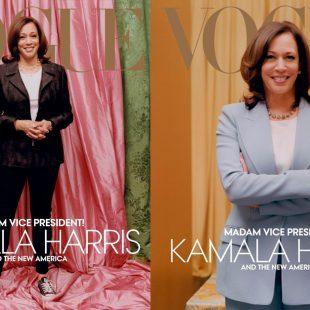 Vogue vai publicar nova capa com Kamala Harris após avalanche de críticas