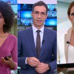Globo planeja dança das cadeiras no Jornalismo no segundo semestre
