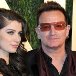 Bono proibia bandas de abertura com rapazes bonitos por causa da filha