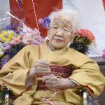 Após 2 cânceres, 2 pandemias e 2 guerras mundiais, mulher mais velha do mundo vai carregar a tocha olímpica