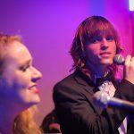 Vania Canto e Gabriel Kaleo