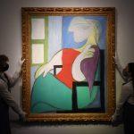 Quadro de Picasso é vendido por mais de US$ 103 milhões em Nova York