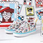 """Vans e a série """"Onde Está Wally?"""" apresentam coleção"""