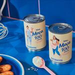 Leite Moça troca camponesa da lata por mulheres reais