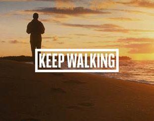 Keep Walking em prol do planeta