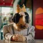 Burger King lança Dogpper, Whopper para cães, e se une à Petlove em causa
