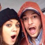 Ashton Kutcher e Mila Kunis não tomam banho todos os dias
