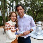 Patricia barros e Raul Amorim