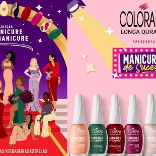 Colorama lança coleção cocriada em parceria com manicuras