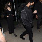 Jolie e The Weeknd aumentam rumores de affair após jantar